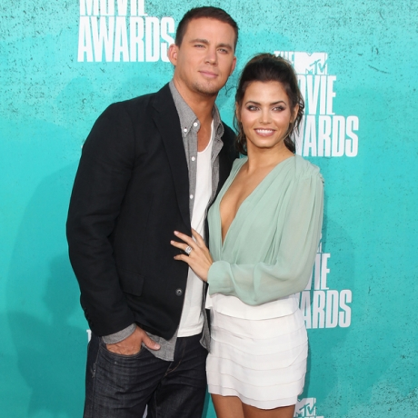 A FATHER'S DAY GIFT: CHANNING TATUM CELEBRATES 'DADDYHOOD ...