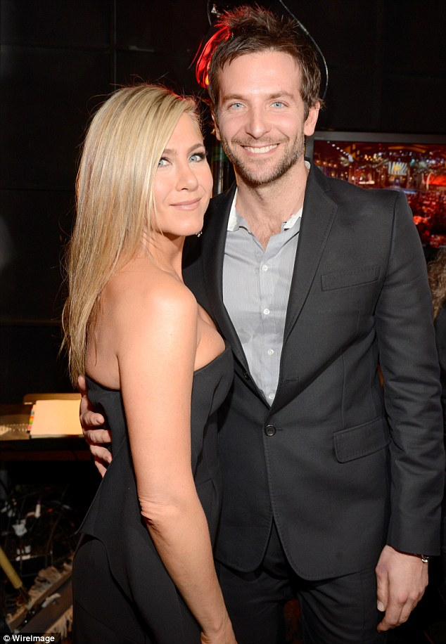 Did jennifer aniston dating bradley cooper