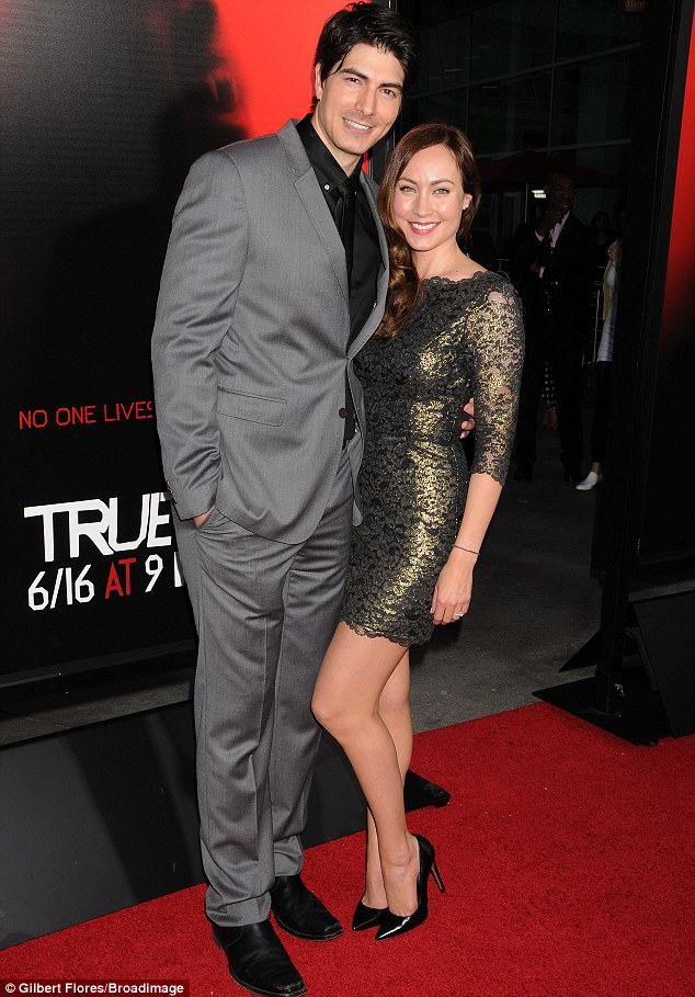 Anna Paquin Is Devilish In Leather At True Blood Premiere