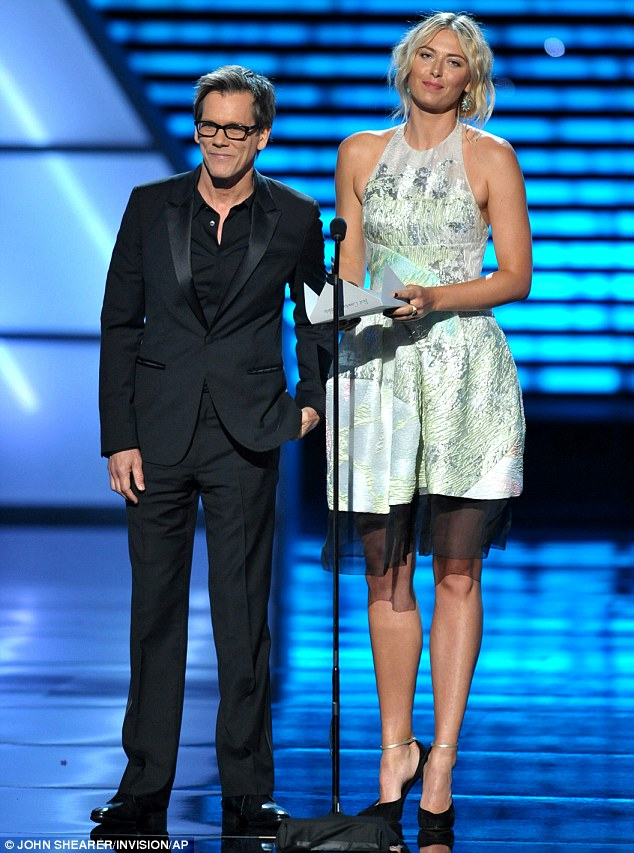 Hollywood And Sports Collided At The 2013 Espy Awards