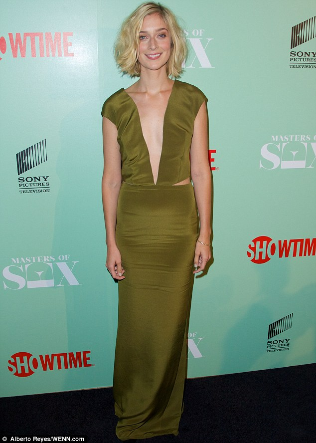 Showtime s masters of sex premieres in new york city