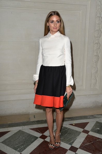 PARIS FASHION WEEK: EMMA WATSON, OLIVIA PALERMO, KIM ...