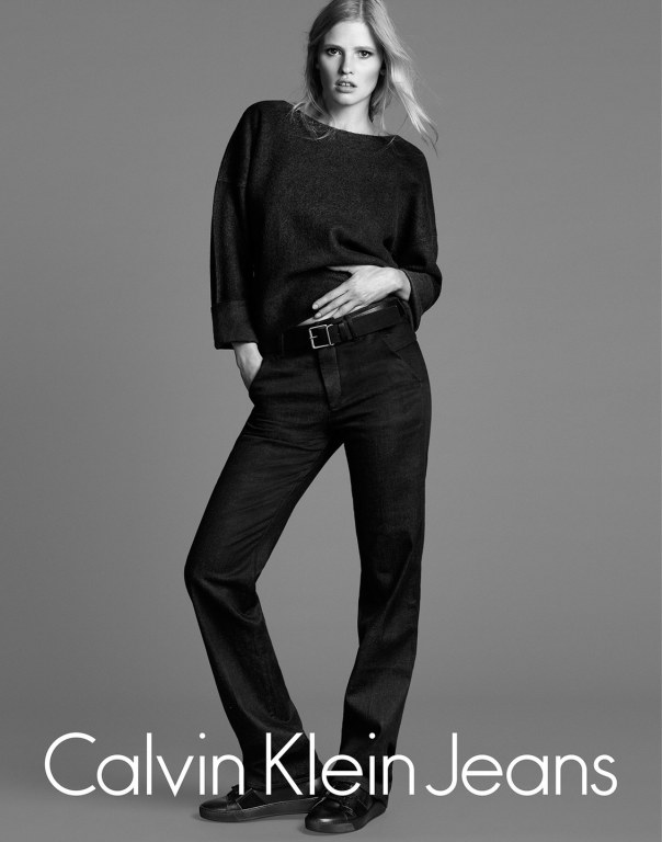 a look into calvin kleins advertisement Calvin klein is the king of plain neutrality but for  advertisement  first look: margot robbie transforms into sharon tate for quentin tarantino flick.
