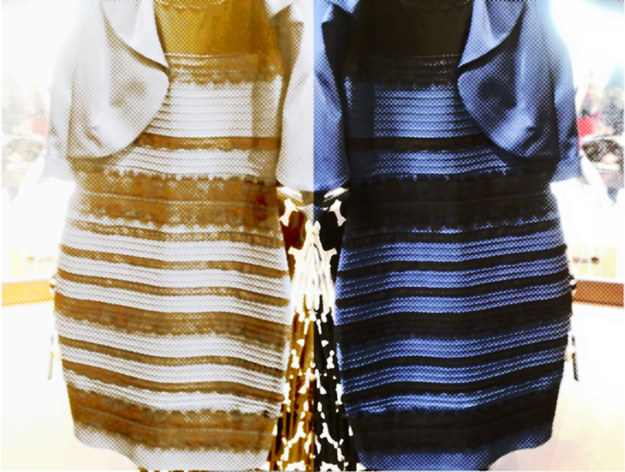 THE DRESS THAT BROKE THE INTERNET. WHAT COLOR IS IT?? » Hydrogen Mag
