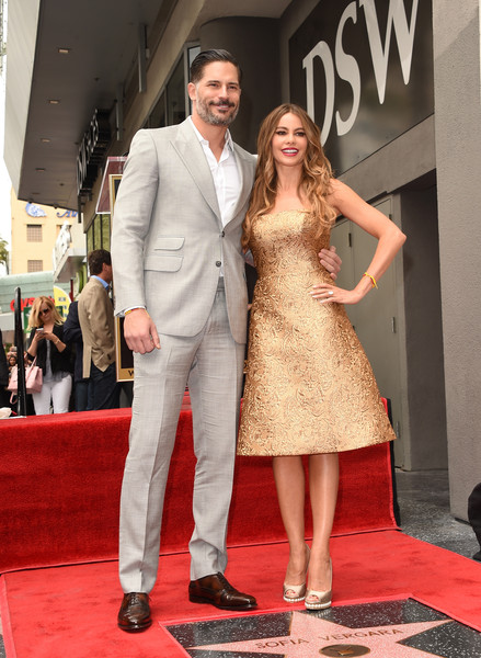 Sofia Vergara Is A Golden Girl As She Gets Star On The